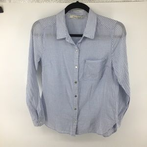 Anthropologie Michael Farrell Button Down Shirt